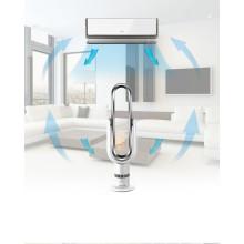 Liangshifu eletrodomésticos de tela de toque de 18 polegadas ventilador de circulação elétrica de ar bladeless