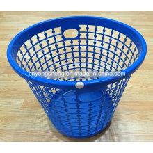 Medium Size Wastebaskets Plastic Mould