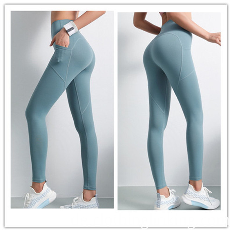 out pocket yoga pants