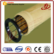 HIgh quality guaranteed fabric dust filter bag supplier