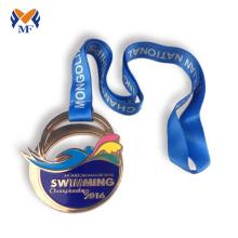 Buy bronze sports medal swimming medal