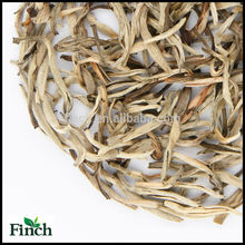 EU Standard Super Grade Loose Leaf Tea Jasmine Flower Scented Silver Needle Tea White Tip Silver Needle ( Bai Hao Yin Zhen )