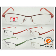 Hot Selling Colorful Tr90 Temples Metal Optical Frames (WRM503028)