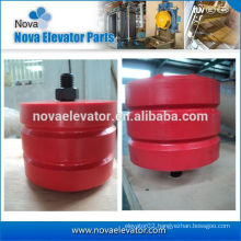 Main Parts for PU Buffer, Rubber Part with Fasteners