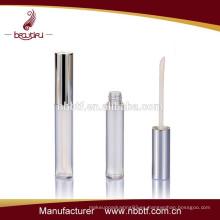 Botella de lustre de labios simple simple de encargo del maquillaje