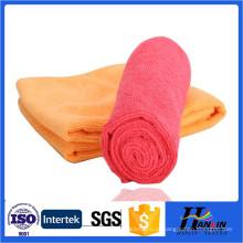 Toalha impressa personalizada, pano de limpeza de toalha de microfibra