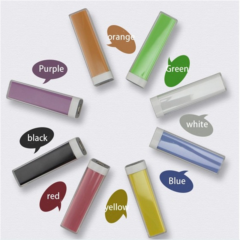 Mini Colorful candy Power Bank