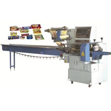 Horizontale Hochgeschwindigkeits-Kissen-Form Automatische Verpackungsmaschine
