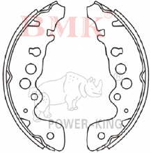 Brake Shoes (K9958) for Japanese Car