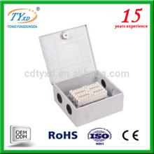 electrical 3 12 24 way distribution panel board box