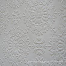 White PVC Laminated Gypsumceiling Tiles (NO. 256)