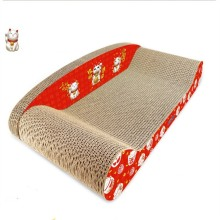 contemporary cat scratcher for pets toys