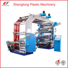 Paper Film Flexo / Felxographic Printer / Printing Machine (WS806-800GJ)