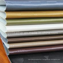 High Quality Furniture Semi-PU Leather (QDL-FS014)