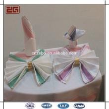 Hot Selling Factory Sale 50*70CM Cotton Linen Napkins for Restaurant