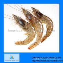 Crevettes rouges à la crevette congelée
