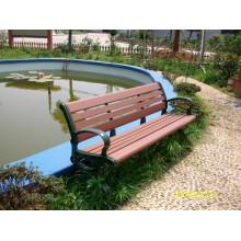 Tableaux et chaises de paysage WPC écologiques et bénéfiques et fines