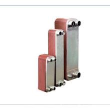 Flüssiggelöteter Plattenwärmetauscher 304/316