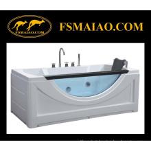 Banheira de massagem acrílica de estilo moderno para duas pessoas (MG-510)