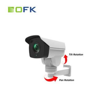 Новейшее поколение ИК ночного видения AHD Цифровой 4X PTZ Пуля Камера видеонаблюдения