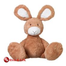 Meet EN71 and ASTM standard long legs rabbit plush toy