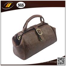 2015 New Stylish Ladies 100% Genuine Leather Handbag