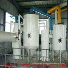30-500TPD Usine vente directe huile de cuisson de soja automatique faisant la machine sur le projet clé en main