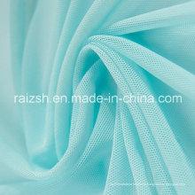 100% Polyester Warp elastische Mesh Stoff aus China Lieferant