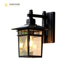 Lámpara de exterior LED simple