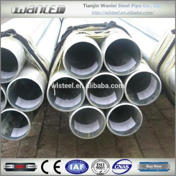 Tubo galvanizado a quente