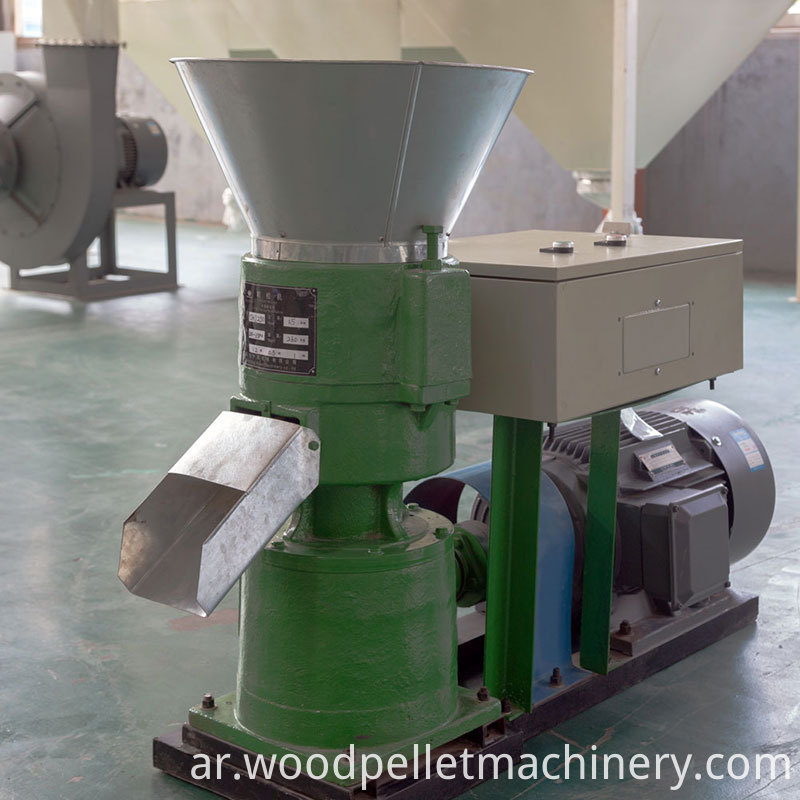 chicken pellet machine