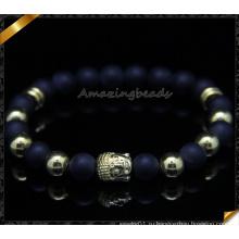 Хорошее качество Агат Свободные браслеты из бисера (CB093)