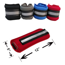 Sand Bag Silicone Weighted Vest Wrist & Ankle Weights Weight Vest