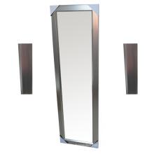PS Golden Mirror Glass pour la décoration intérieure