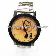 2013 simple lover watch, couple watches set for lovers JW-55