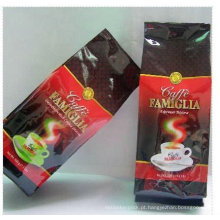 Fabricante de sacos de café laminados a vácuo de folha de alumínio laminado