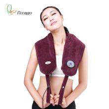 Tapotement au massage du cou et de l'épaule Ceinture de massage aux vibrations avec chaleur