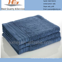 solid color dobby terry bath sheet towel