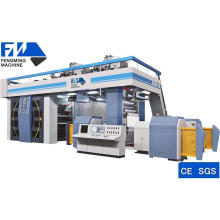 Ci Flexo Printing Press Machine