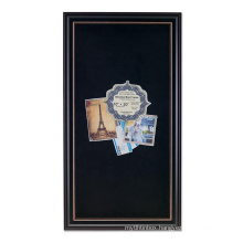 High Quality Creative Custom 10x20 Black Wooden 3D Shadow Box Picture Photo  Frame Display Case Wholesale