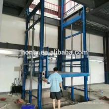 НОВЫЙ склад строительных материалов платформа подъемник Направляющая гидравлическая подъемная платформа