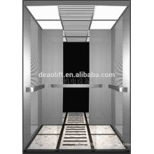 Офисный пассажирский лифт с машинным помещением