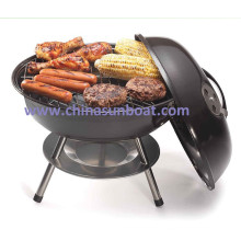 Sunboat Charcoal Barbacoas Portatiles Outdoor with Cover BBQ Grill