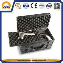 Aluminum Protective Pistol Single Gun Case (HG-2157)