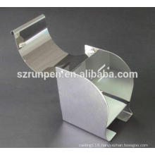 CNC Punching Stianless Steel Toilet Paper Box