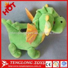 Fashion gift 2015 piggy bank for kids dragon soft saving box