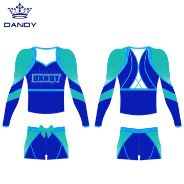 Uniformes baratos y personalizados de Camp Cheer