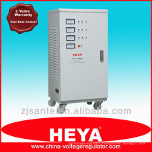 Vertical Type Three Phase AC Voltage Stabilizer