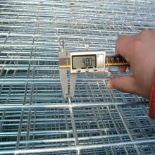 Edelstahl / Niedrige Carbon Draht geschweißte Draht Mesh Panel