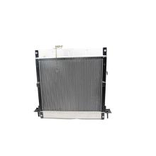 Радиатор для легких грузовиков JAC1025
